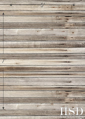 Photography Backdrop Floordrop | Washed Stained Wood