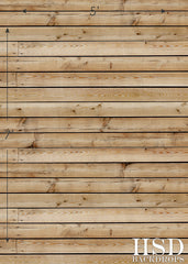 Photography Backdrop Floordrop | Natural Wood