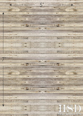 Photography Backdrop Floordrop | Skinny Wood Panels