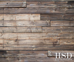 Photography Backdrop Floor Drop | Recycled Wood