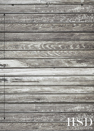 Faded Gray Wood photography backdrop & background