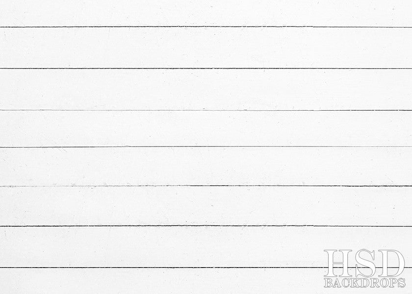 Rustic White Wood Floor Drop photography backdrop & background