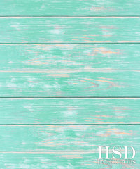 Shabby Chic Wood Photography Backdrop Floor | Flea Market