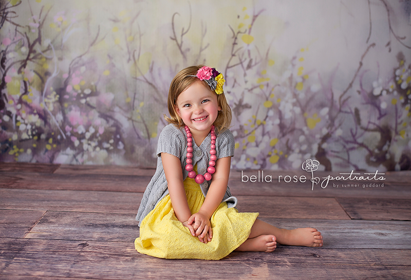 Spring Meadow - HSD Photography Backdrops