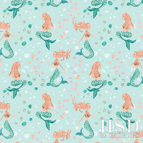 Photography Backdrop | Mermaids