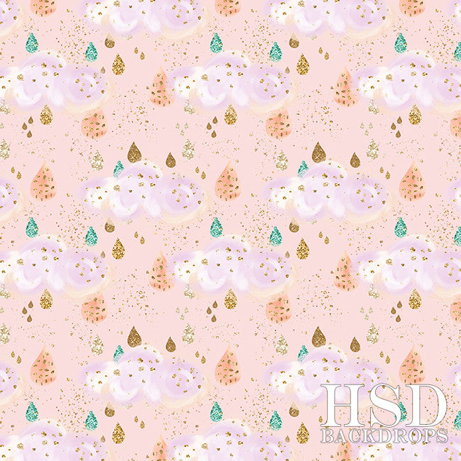 Photography Backdrop Background | Unicorn Tears