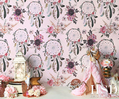 Photography Backdrop | Dream Catcher Set Up