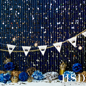 Birthday | Prince Charming - HSD Photography Backdrops