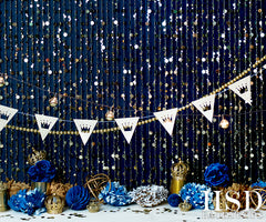 Birthday Photography Backdrop | Prince Charming