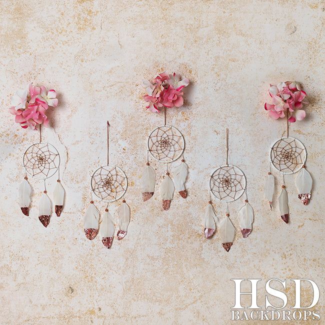 Photography Backdrop | Boho Dream Catchers