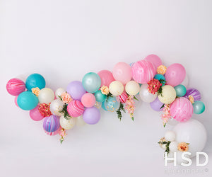 Photography Backdrop Background | Blooms & Balloons