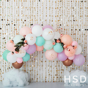 Unicorn Party - HSD Photography Backdrops
