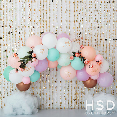 Photography Backdrop Background | Unicorn Party