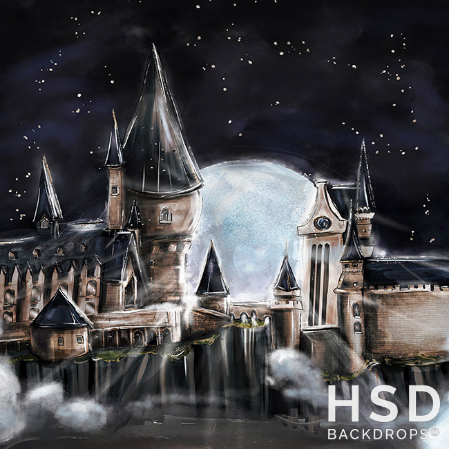 Wizard Castle - HSD Photography Backdrops