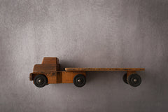 Digital Backdrops | Wooden Truck Collection