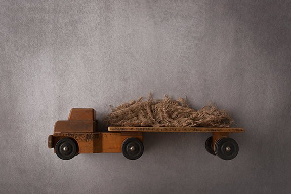 Wooden Truck Collection | Digital photography backdrop & background