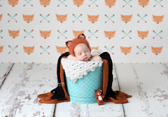 Photography Backdrops | What Does the Fox Say?