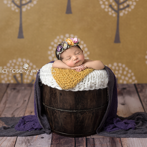 Autumn Grove photography backdrop & background