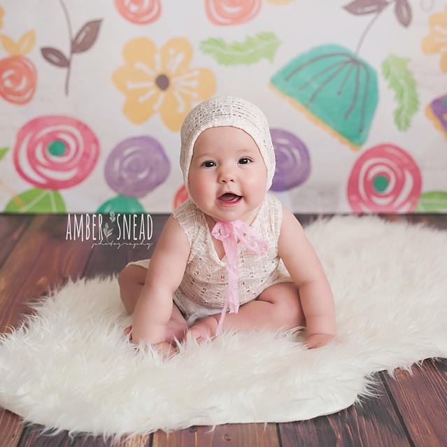 Photography Backdrop Background | Grandma's Garden photography backdrop & background