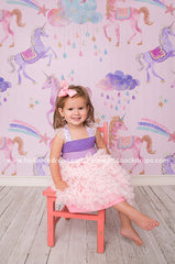 Photography Backdrop Background | Unicorns