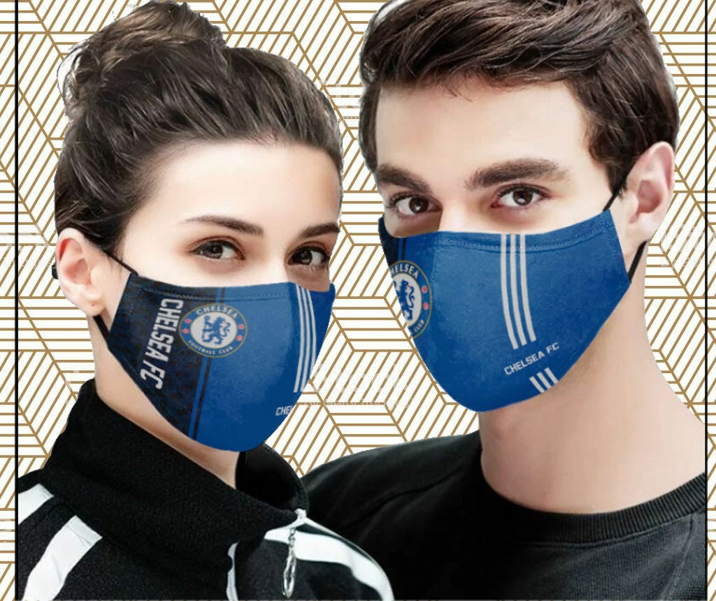 Chelsea FaceMask High Quality