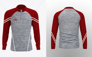 GAA Half Zip High Quality