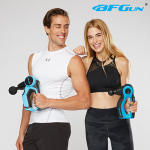 BFGun Pocket - HyperDrive Percussive Therapy Muscle Massager Gun Stimulator