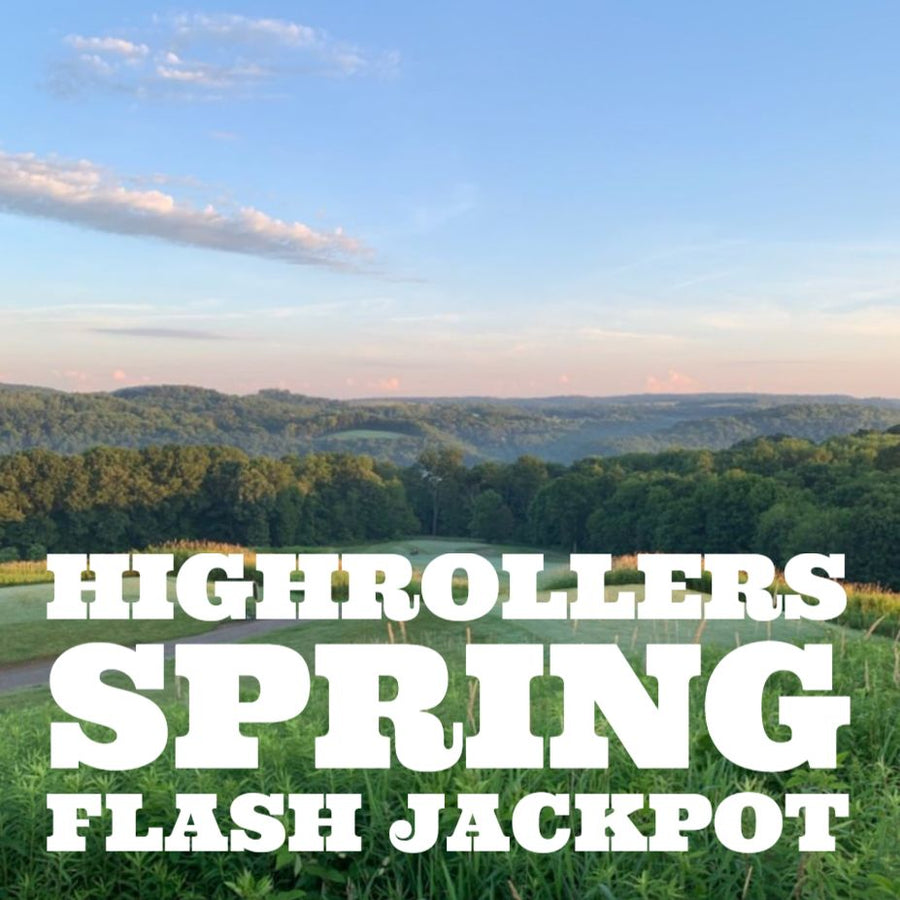 $100 Gift Card. High-Noon - HIGHROLLERS Spring Flash Jackpot