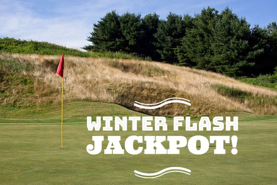Winter Flash Jackpot