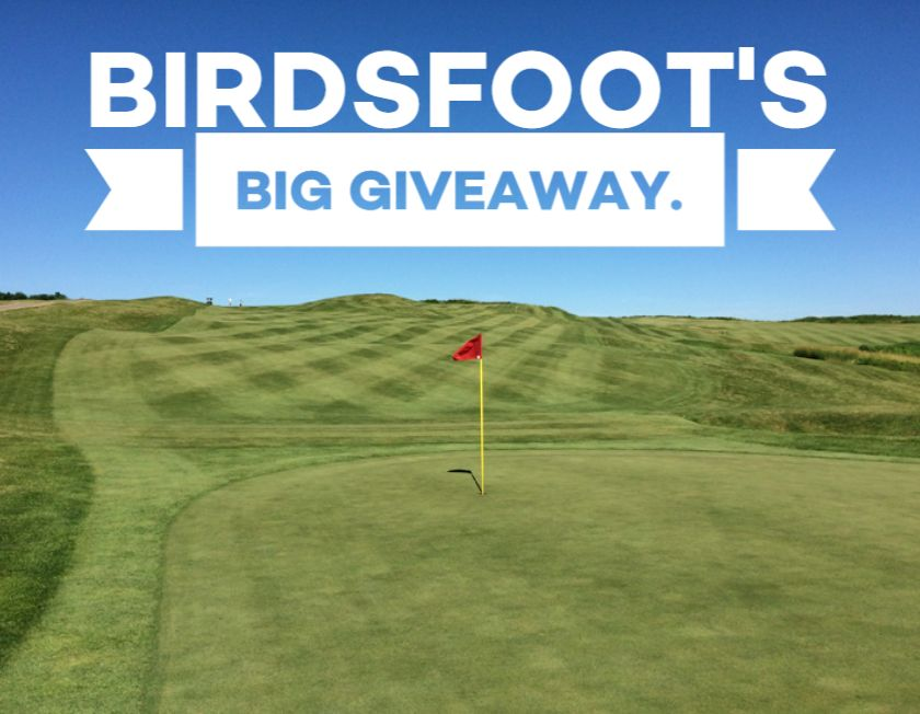 $100 for $80: 2020 BIG GOLF and MEMBERSHIP Giveaway - NEVER EXPIRES!