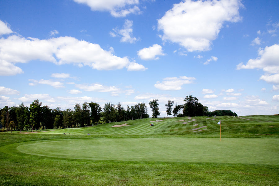 18-Hole Round of Golf for FOUR with Cart Rental and Range Balls (40% Off)