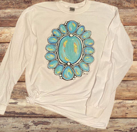 The Long Sleeve Concho