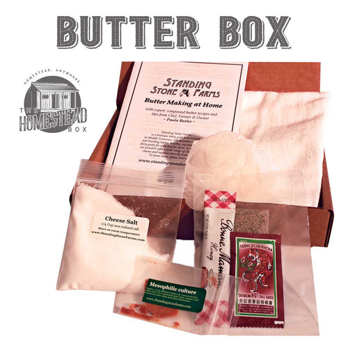 Butter Maker Kit : Premium Gift
