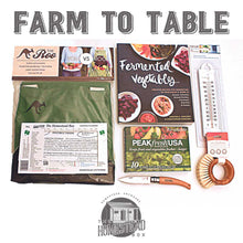 Load image into Gallery viewer, Farm to Table : Premium Gift