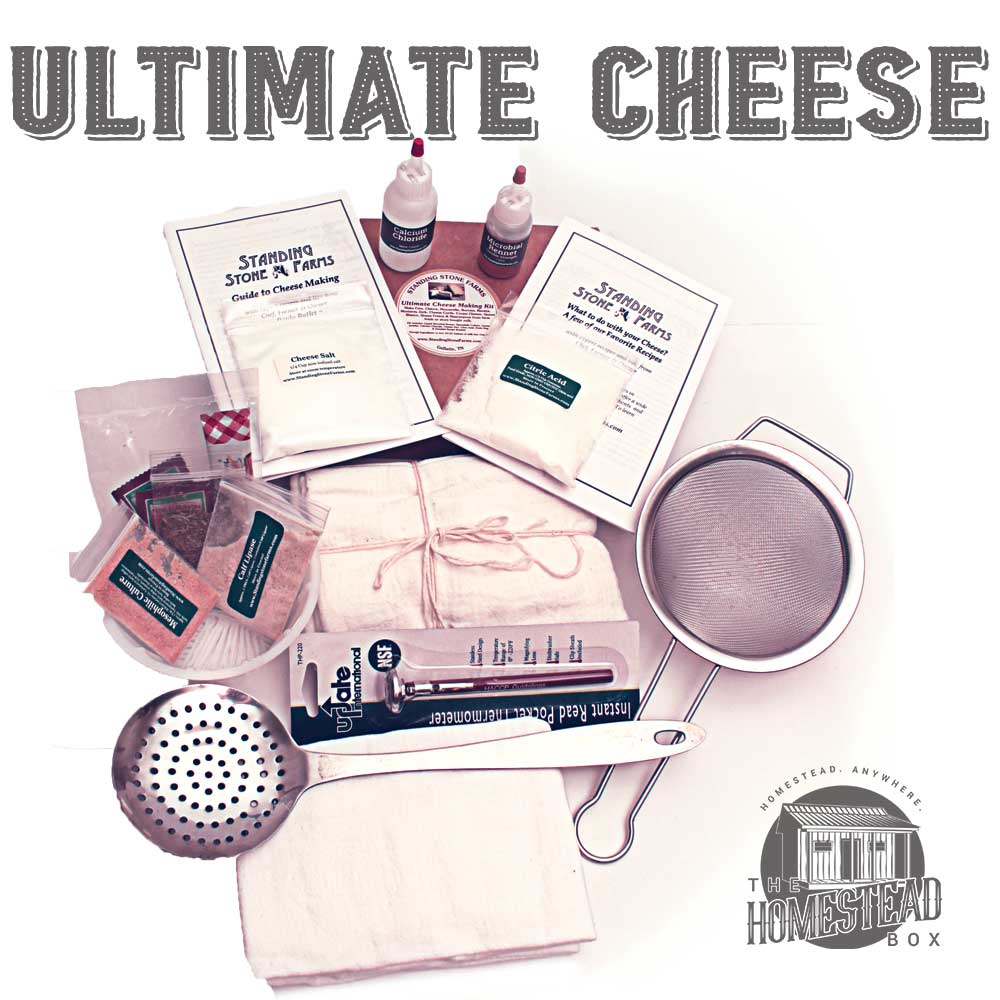 Ultimate Cheese Maker : Premium Gift