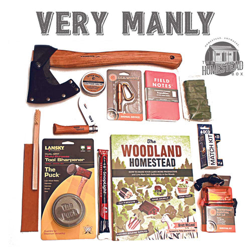 The Very Manly : Premium Gift