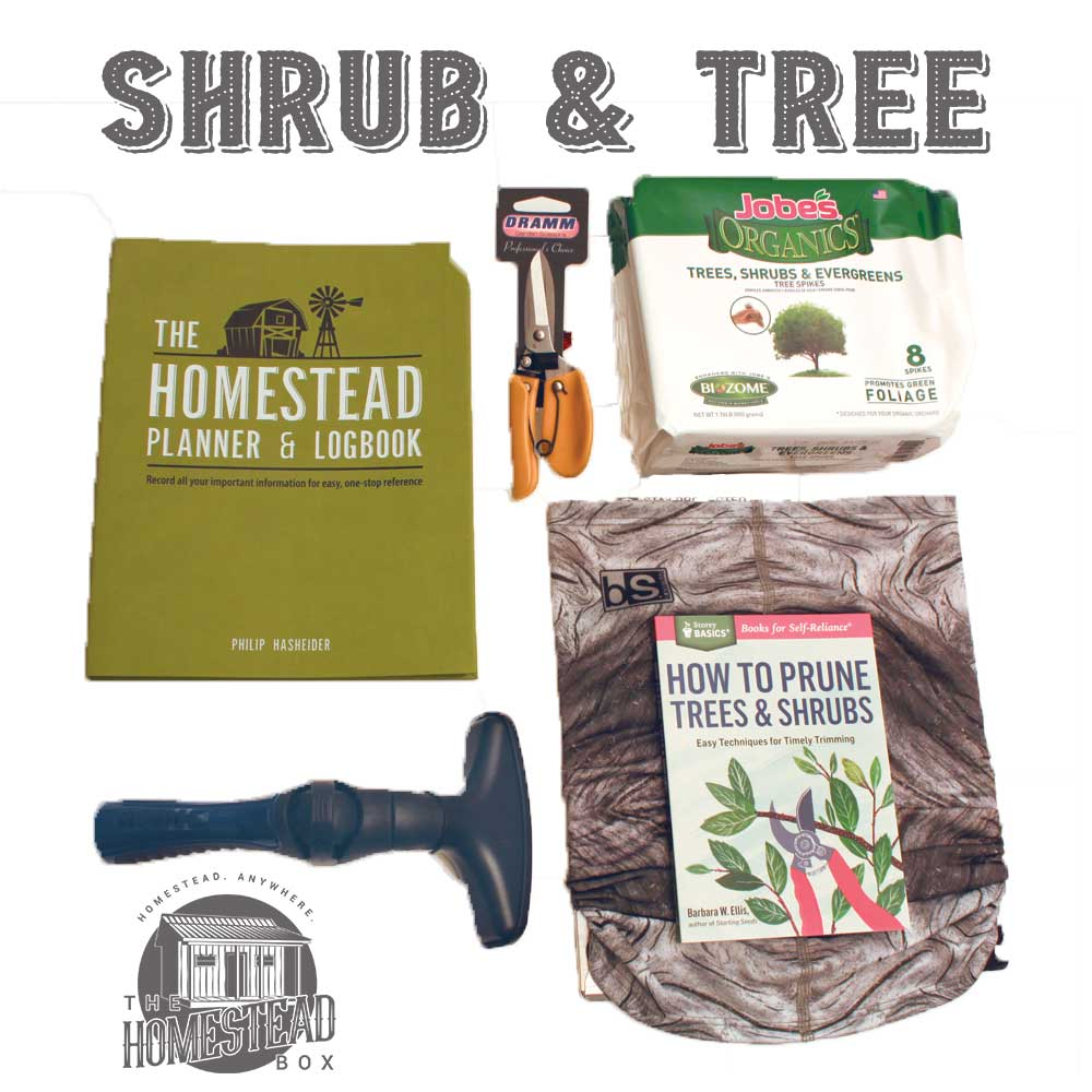 Tree & Shrub Care : Premium Gift