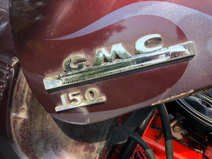 1949 GMC C1500 pickup truck - collector's car
