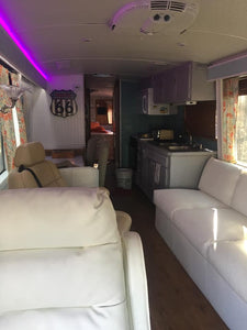 Fully Loaded Prevost RV Motorcoach Conversion