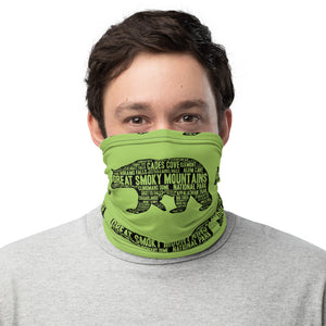 Great Smoky Mountains National Park Neck Gaiter - Multiple Color Options