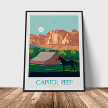 Load image into Gallery viewer, Capitol Reef National Park Print Poster