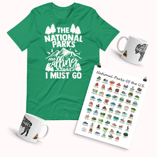 National Park Starter Bundle