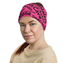 Load image into Gallery viewer, 62 National Park Neck Gaiter - Magenta-Pink