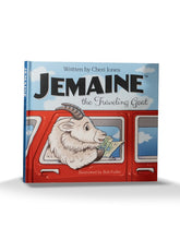 Load image into Gallery viewer, Jemaine Book Set Plus 2 Free Maps