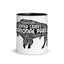 Load image into Gallery viewer, 62 National Parks Mug - Multiple Colors Options