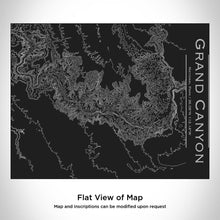 Load image into Gallery viewer, Grand Canyon National Park Map Water Bottle