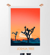 Load image into Gallery viewer, Joshua Tree National Park Print Poster