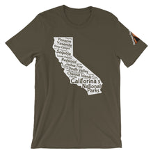 Load image into Gallery viewer, California National Park Shirt