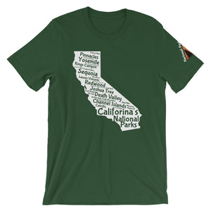 California National Park Shirt