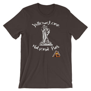 Yellowstone Short-Sleeve T-Shirt